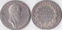Taler, 1816, Deutschland, Königreich Preussen,Friedrich Wilhelm III.,17... 430,00 EUR  + 5,00 EUR frais d'envoi