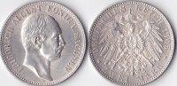 2 Mark, 1905, Deutschland, Kaiserreich,Königreich Sachsen,Friedrich Aug... 115,00 EUR  + 5,00 EUR frais d'envoi