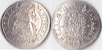 15 Kreuzer, 1678,Kremnitz,  Römisch Deutsches Reich, Leopold I.,1657-17... 150,00 EUR  + 5,00 EUR frais d'envoi