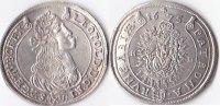 15 Kreuzer, 1675,Kremnitz, Römisch Deutsches Reich, Leopold I.,1657-170... 170,00 EUR  + 5,00 EUR frais d'envoi