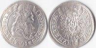 15 Kreuzer, 1682,Kremnitz, Römisch Deutsches Reich, Leopold I.,1657-170... 220,00 EUR  + 5,00 EUR frais d'envoi