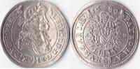 15 Kreuzer, 1680,Kremnitz, Römisch Deutsches Reich, Leopold I.,1657-170... 150,00 EUR  + 5,00 EUR frais d'envoi
