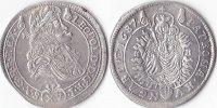 15 Kreuzer, 1687,Kremnitz, Römisch Deutsches Reich, Leopold I.,1657-170... 150,00 EUR