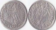 15 Kreuzer, 1689,Kremnitz, Römisch Deutsches Reich, Leopold I.,1657-170... 140,00 EUR  + 5,00 EUR frais d'envoi