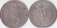 2/3 Taler,Handelsmünze, 1797, Deutschland, Königreich Preussen,Friedric... 950,00 EUR  + 10,00 EUR frais d'envoi