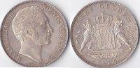 Zwei Gulden, 1849, Deutschland, Königreich Bayern,Maximilian II.,  vz-s... 225,00 EUR  + 5,00 EUR frais d'envoi