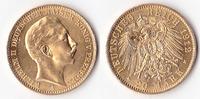 20 Mark Gold, 1912, Deutschland, Kaiserreich,Königreich Preußen, vz+,  385,00 EUR  + 5,00 EUR frais d'envoi