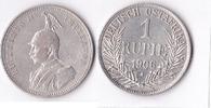 1 Rupie, 1906 A, Deutschland, Kaiserreich,Deutsch Ostafrika, sehr schön,  80,00 EUR  + 3,50 EUR frais d'envoi