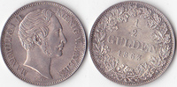1/2 Gulden, 1863, Deutschland, Königreich Bayern,Maximilian II.,1848-18... 130,00 EUR  + 5,00 EUR frais d'envoi