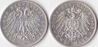 Zwei Mark, 1904, Deutschland, Kaiserreich,Freie und Hansestadt Lübeck, ... 260,00 EUR