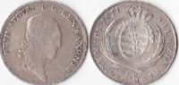 1/3 Taler, 1811, Deutschland, Sachsen, Königreich, Friedrich August I.,... 175,00 EUR  + 5,00 EUR frais d'envoi