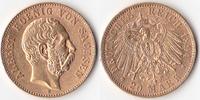 20 Mark, 1894, Deutschland, Kaiserreich,Königreich Sachsen, vorzüglich,  440,00 EUR  + 5,00 EUR frais d'envoi