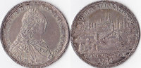 1/2 Konv.- Taler,Prachtexemplar, 1754, Deutschland, Regensburg,Stadt,mi... 950,00 EUR