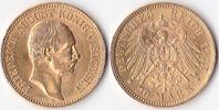 Zwanzig Mark, 1913, Deutschland, Kaiserreich, Sachsen,Friedrich August ... 570,00 EUR