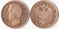 10 Mark, 1905, Deutschland, Kaiserreich,Königreich Bayern, vz+,  310,00 EUR