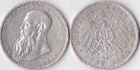 5 Mark, 1902, Deutschland, Kaiserreich, Sachsen-Meiningen, sehr schön,  205,00 EUR  + 5,00 EUR frais d'envoi