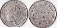 18 Pence, 1816,Birmingham Grossbritannien, George III.,1760-1820, vorzü... 220,00 EUR  + 5,00 EUR frais d'envoi