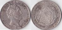 Taler, 1844, Deutschland, Königreich Sachsen,Friedrich-August II.,1836-... 255,00 EUR  + 5,00 EUR frais d'envoi