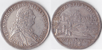 Konv.-Taler, 1754, Deutschland, Regensburg,Stadt,mit Titel Franz I., fv... 450,00 EUR  zzgl. 5,00 EUR Versand