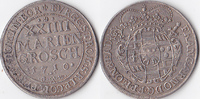 24 Mariengroschen, 1710, Deutschland, Münster,Bistum,Franz Arnold von W... 850,00 EUR  + 10,00 EUR frais d'envoi