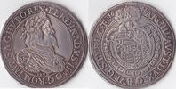 Reichstaler,Graz,selten, 1646, Römisch Deutsches Reich, Haus Habsburg,F... 695,00 EUR  + 10,00 EUR frais d'envoi