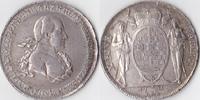 Taler,Saalfeld, 1791, Deutschland, Schwarzburg-Rudolstadt, Friedrich Ka... 570,00 EUR  + 10,00 EUR frais d'envoi