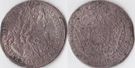 Taler,Prag, 1718, Römisch Deutsches Reich, Haus Habsburg,Kaiser Karl VI... 1075,00 EUR  + 10,00 EUR frais d'envoi