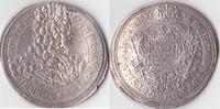 Römisch Deutsches Reich, Reichstaler,Prag, Haus Habsburg,Karl VI.,1711-1740,
