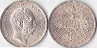 Zwei Mark, 1902, Deutschland, Kaiserreich,Königreich Sachsen, Albert, 1... 115,00 EUR  + 5,00 EUR frais d'envoi