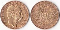 Zehn Mark, 1898, Deutschland, Kaiserreich, Sachsen, Königreich, Albert,... 295,00 EUR  + 5,00 EUR frais d'envoi
