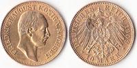 Zehn Mark, 1909, Deutschland, Kaiserreich, Sachsen, Königreich, Friedri... 480,00 EUR  + 5,00 EUR frais d'envoi
