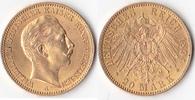 Zwanzig Mark, 1894, Deutschland, Kaiserreich,Königreich Preußen,Wilhelm... 375,00 EUR  + 5,00 EUR frais d'envoi