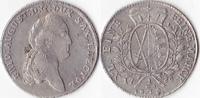 1/3 Taler, 1784, Deutschland, Sachsen,Friedrich August III.,1763-1806, ... 135,00 EUR  zzgl. 5,00 EUR Versand