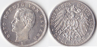 2 Mark, 1905, Deutschland, Kaiserreich,Königreich Bayern,Otto,1886-1913... 105,00 EUR  + 5,00 EUR frais d'envoi