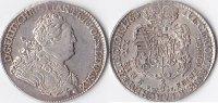 2/3 Taler, 1763, Deutschland, Sachsen,Friedrich Christian, fvz.,  220,00 EUR  + 5,00 EUR frais d'envoi