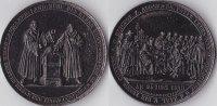 Eisenmedaille,selten, 1830 Deutschland, Königreich Sachsen,3.Jahrhunder... 160,00 EUR  + 5,00 EUR frais d'envoi