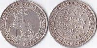 XXIV Mariengroschen, 1723, Deutschland, Christoph Friedrich v. Stolberg... 430,00 EUR  + 5,00 EUR frais d'envoi