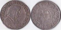 2/3 Taler, 1675, Deutschland, Brandenburg-Preussen,Der Große Kurfürst, ... 430,00 EUR  + 5,00 EUR frais d'envoi