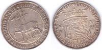 2/3 Taler, 1719, Deutschland, Stolberg-Stolberg,Christoph Friedrich und... 500,00 EUR  + 5,00 EUR frais d'envoi