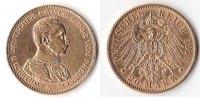 Zwanzig Mark, 1914, Deutschland, Kaiserreich,Königreich Preussen, fvz.,  365,00 EUR  + 5,00 EUR frais d'envoi