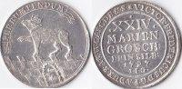 XXIV Mariengroschen, 1727, Deutschland, Anhalt-Bernburg,Viktor Friedric... 540,00 EUR  + 10,00 EUR frais d'envoi