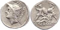 Republik Denar 103 v. Chr Gereinigt, vorzüglich Q. Minicius Thermus M.F.... 210,00 EUR  zzgl. 5,00 EUR Versand