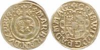 1/24 Taler (Groschen) 1615 Magdeburg, Erzbistum Christian Wilhelm von B... 50,00 EUR  zzgl. 5,00 EUR Versand