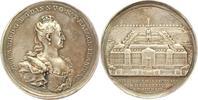Silbermedaille 1744 Schleswig-Holstein, Königliche Linie Sophie Magdale... 1100,00 EUR  zzgl. 10,00 EUR Versand
