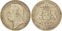 Hessen-Darmstadt Vereinstaler 1860 Kratzer, sehr schön Ludwig III. 1848-... 60,00 EUR  zzgl. 5,00 EUR Versand