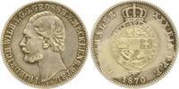 Mecklenburg-Strelitz Vereinstaler 1870  A sehr schön Friedrich Wilhelm 1... 120,00 EUR  zzgl. 5,00 EUR Versand