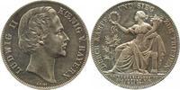 Bayern Vereinstaler (Siegestaler) 1871 Winz. Rdf., sehr schön Ludwig II.... 75,00 EUR  zzgl. 5,00 EUR Versand