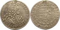 Haus Habsburg Reichstaler 1711 Henkelspur, sehr schön Josef I. 1705-1711. 150,00 EUR  zzgl. 5,00 EUR Versand