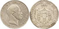 Hessen-Kassel Vereinstaler 1858 Kl.Kratzer, sehr schön Friedrich Wilhelm... 70,00 EUR  zzgl. 5,00 EUR Versand