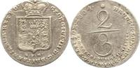 Braunschweig-Calenberg-Hannover 2/3-Taler 1804 Kl. Kratzer, Sehr schön G... 55,00 EUR  zzgl. 5,00 EUR Versand